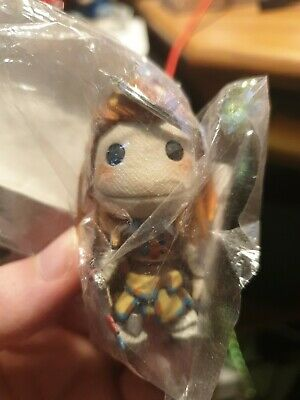 £15 • Buy Official Sackboy Keyring/Keychain PROMO Little Big Planet Figure PS4/PS3/PS5 NEW