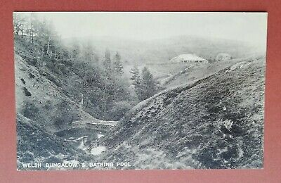 £2.50 • Buy Cheshire, Parkgate, Welsh Bungalow & Pool. Unused Postcard. V.G. Condition.