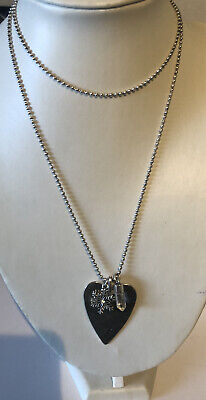 £6 • Buy Hultquist Heart And Snowflake Necklace