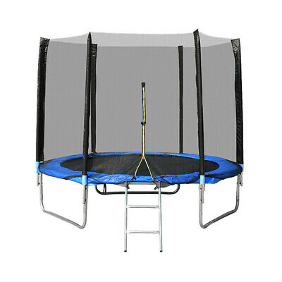 £109.99 • Buy 6FT 8FT Trampoline With Safety Net Enclosure Spring Cover Padding Adults Kids
