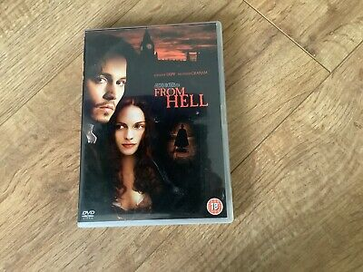 AU3.67 • Buy From Hell DVD Johnny Depp