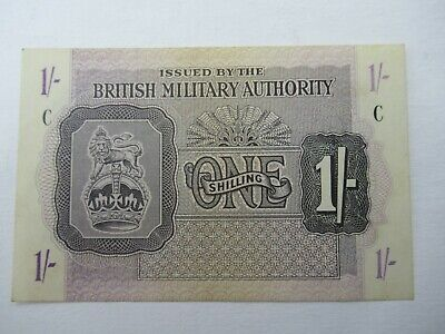 £25 • Buy Great Britain One Shilling British Military Authority Banknote