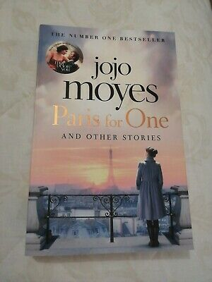 AU18 • Buy Paris For One And Other Stories By Jojo Moyes (Paperback, 2016)