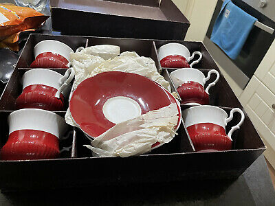£40 • Buy Queens  Rosina Fine Bone China Cup And Saucer Set