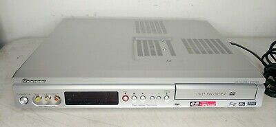 £14.31 • Buy Pioneer Dvr-231 Dvd Recorder Player In Working Condition