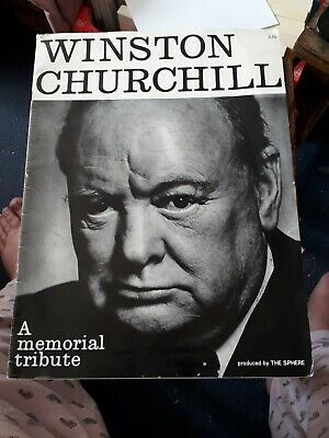 £0.99 • Buy Winston Churchill, A Memorial Tribute Produced By The Sphere