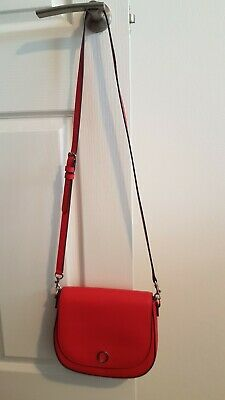 AU90 • Buy Oroton Crossbody Bag - Red - Used Once