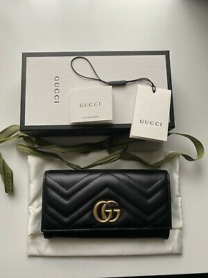 AU980 • Buy GUCCI GG Marmont Continental Wallet