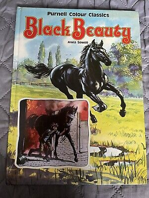 £5.99 • Buy Black Beauty Vintage Hardback By Anna Sewell Good Condition See Photos