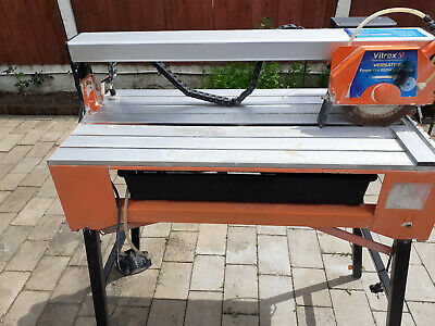 £50 • Buy Wet Floor/Wall Tile Cutter Vitrex Pro Bridge Saw 900W Used Good Condition