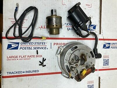 $155 • Buy 1974 Maico Ignition 250 Points Coil 74 125 360 400 440