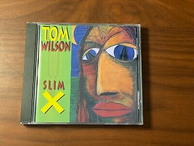 £34.48 • Buy Tom Wilson - Slim X CD With Autographed Inner Cover Junkhouse