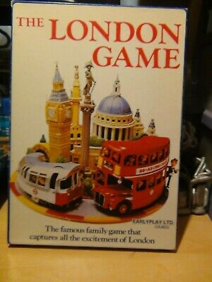 £5 • Buy The London Game