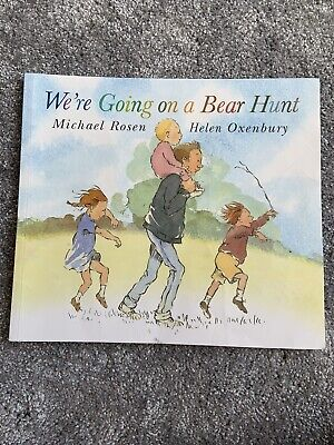 £1.30 • Buy We're Going On A Bear Hunt By Michael Rosen (Paperback, 1993)