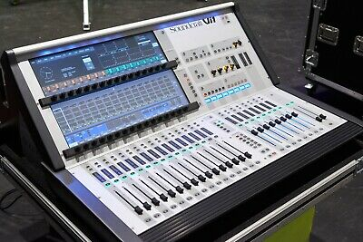 £4000 • Buy Soundcraft Vi1  Mixing Console Mixing Desk With Custom Made Flight Case