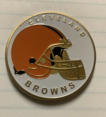 £5.07 • Buy Cleveland Browns Challenge Coin