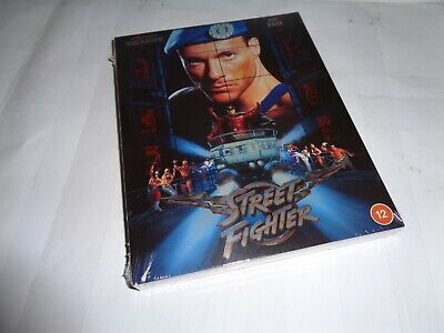 £26.99 • Buy STREET FIGHTER JEAN-CLAUDE DAMME LIMITED EDITION Blu-ray UK RELEASE NEW SEALED