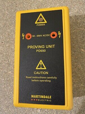 £70 • Buy Martindale - PD690 Proving Unit