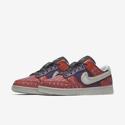 """$ CDN297.25 • Buy Nike Dunk Low N7 By Lyle Thompson Size 9.5M """"Order Confirmed"""""""