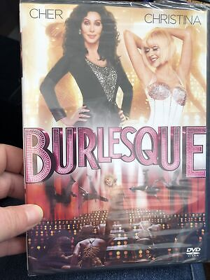 £6.46 • Buy Burlesque - DVD By Cher,Christina Aguilera Brand New