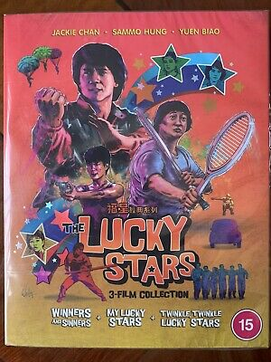 £24.99 • Buy The Lucky Stars 3-film Collection Limited Edition Blu-ray OOP AND NEW/SEALED