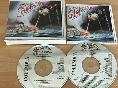 £5.99 • Buy Jeff Wayne's The War Of The Worlds Soundtrack (special Edition) 2cd Fatbox