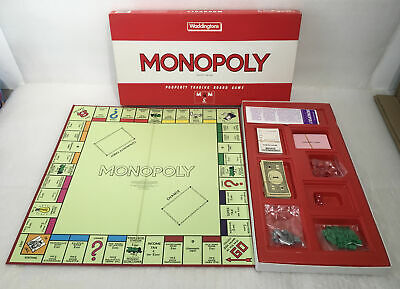 £15.20 • Buy Monopoly Board Game Vintage 1984 By Waddingtons Complete