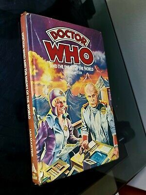 £20 • Buy Doctor Who - The Enemy Of The World - Hardback - W H Allen