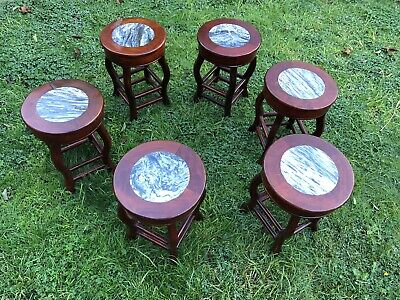 AU380 • Buy 6* Chinese Rosewood Chairs