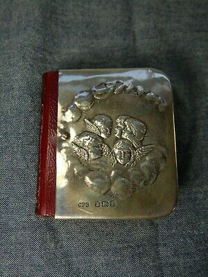 £80.26 • Buy Antique 1907 Birmingham Solid Silver Mounted Angels Oxford Book Of Common Prayer