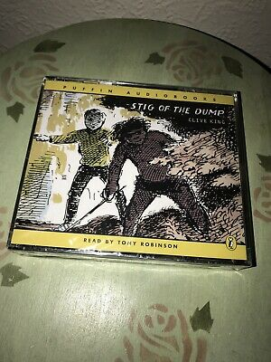 £8.50 • Buy Stig Of The Dump (A Puffin Book) By King, Clive CD-Audio Book The Cheap Fast