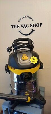 £65 • Buy Parkside Pnts1400 D1 Wet And Dry Vacuum Cleaner In Good Clean Condition