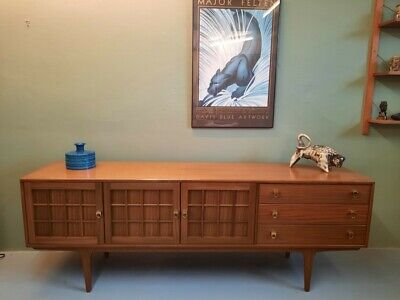 £995 • Buy 1960s Younger Teak Sideboard, Very Good Condition - Retro/Mid Century/Vintage
