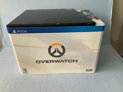 AU103.50 • Buy PS4 OVERWATCH - Collector's Edition - NO GAME 2016