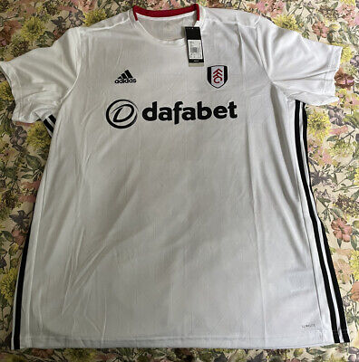 £22.99 • Buy FULHAM 2019/20 2XL Promotion Home Football Shirt New With Tags 50-52 Inch Chest