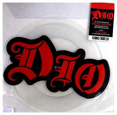 £17.24 • Buy Dio - Holy Diver (Live) / Electra [Limited Edition, Logo Picture Disc] Vinyl