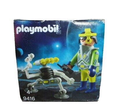 £7.99 • Buy Playmobil Easter Egg 9416 Space Agent With Robot Spaceman Kid's Gift Toy