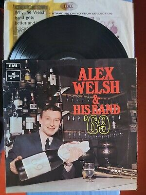 £4.29 • Buy Alex Welsh And His Band – '69    Stereo Vinyl.