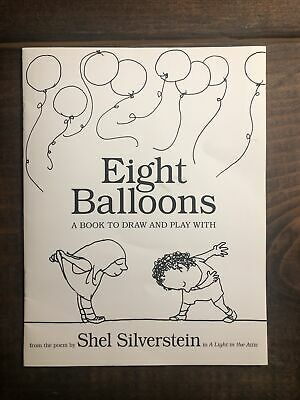 £5.82 • Buy Eight Balloons By Shel Silverstein PB Book How To Draw I4