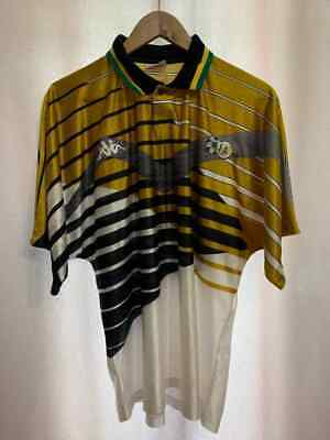 £149.99 • Buy South Africa National Team 1992/1993 Home Football Shirt Jersey Size L Kappa