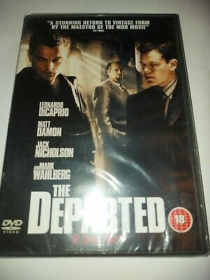 £1.49 • Buy The Departed BRAND NEW SEALED DVD