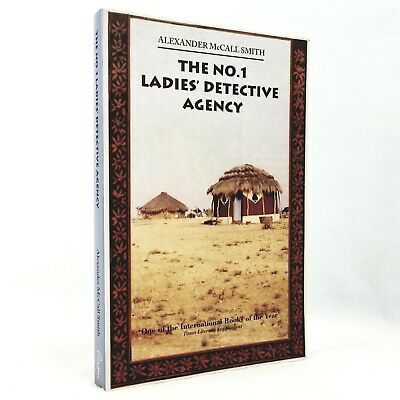 AU16.82 • Buy The No 1 Ladies' Detective Agency By Alexander McCall Smith Africa Crime Mystery