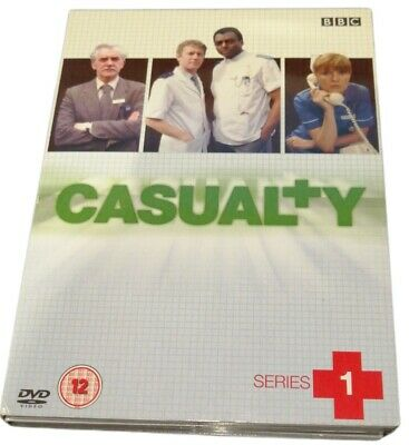 £34.99 • Buy Casualty Series 1 DVD (4 Disc Box Set) Complete First Season One BBC Drama