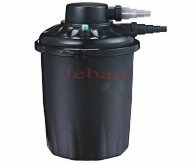 £74.95 • Buy Jebao UV Pond Pressure Filter System 4000-15000 Filtration With Powerful UVC