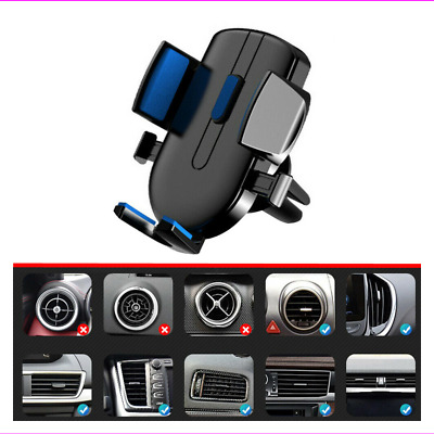 $1.10 • Buy Gravity Car Air Vent Mount Cradle Holder Stand Accessories For Cell Phone GPS