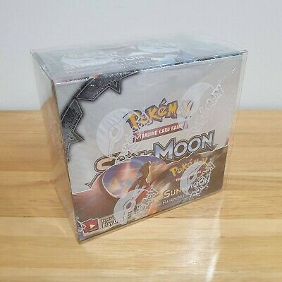 AU5 • Buy Pokemon Booster Box -Ultra Clear Box Protector