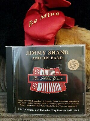 £4.99 • Buy Jimmy Shand And His Band CD 1955-1965 In Excellent Condition