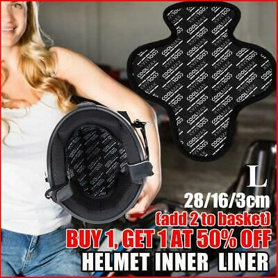 £11.99 • Buy Motorcycle Helmet Liner Lining Quick-drying Breathable Sweat Wicking Cycling Hat