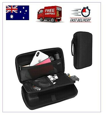 AU24 • Buy ProCase Hard Travel Tech Organizer Case Bag For Electronics Accessories Charger