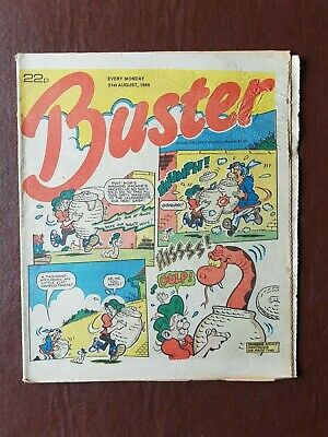 £2.99 • Buy Buster Comic - 31st August 1985.